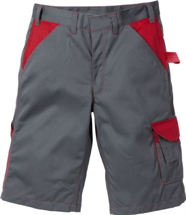 Fristads Icon Shorts 2020 LUXE / 100808 (Grey/Red)